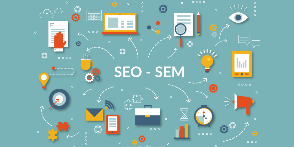 Image result for seo sem